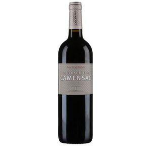 VIN ROUGE La Closerie de Camensac 2016 Haut-Médoc - Vin roug