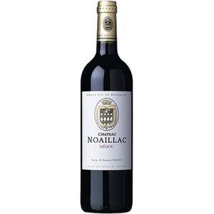 VIN ROUGE Château Noaillac 2016 Médoc - Vin rouge de Bordeau
