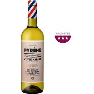 VIN BLANC Pyrène Cuvée Marine 2018 Côtes de Gascogne - Vin b