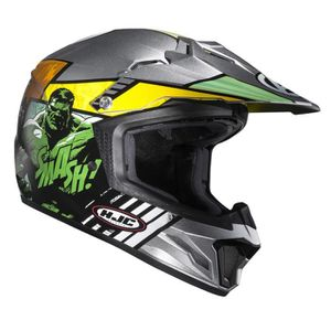 CASQUE MOTO SCOOTER HJC Casque cross Kid CL-XY II Marvel Avengers - En