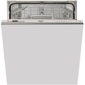 LAVE-VAISSELLE HOTPOINT HIC 3C24 - Lave vaisselle encastrable - 1