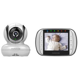 ÉCOUTE BÉBÉ MOTOROLA BABY Babyphone Vidéo MBP36S