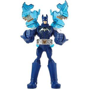FIGURINE - PERSONNAGE BATMAN Armure d'attaque figurine son et lumière