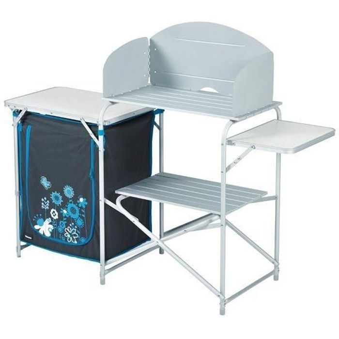 Meuble rangement camping achat vente pas cher cdiscount - Decathlon meuble camping ...