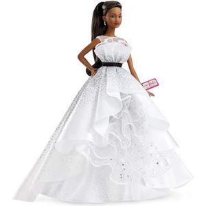 POUPÉE BARBIE - Barbie 60ème Anniversaire Brune - Poupée