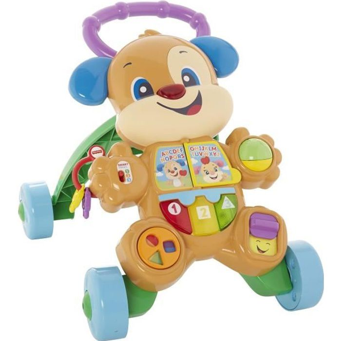 FISHER-PRICE - Trotteur Puppy - Achat / Vente