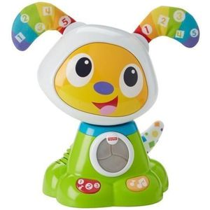 ROBOT - ANIMAL ANIMÉ FISHER-PRICE - Bebo Le Chien 22cm fbc94