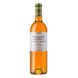 VIN BLANC Château Nairac 1996 Sauternes Grand Cru - Vin blan
