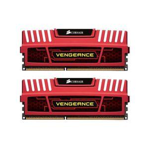 MÉMOIRE RAM CORSAIR Mémoire PC DDR3 - Vengeance 8 Go (2 x 4 Go