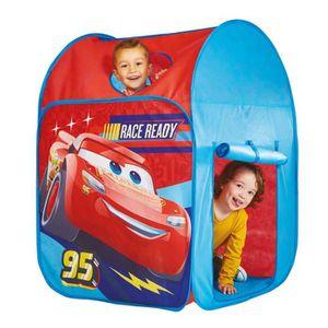 TENTE TUNNEL D'ACTIVITÉ CARS Tente de Jeux Enfant