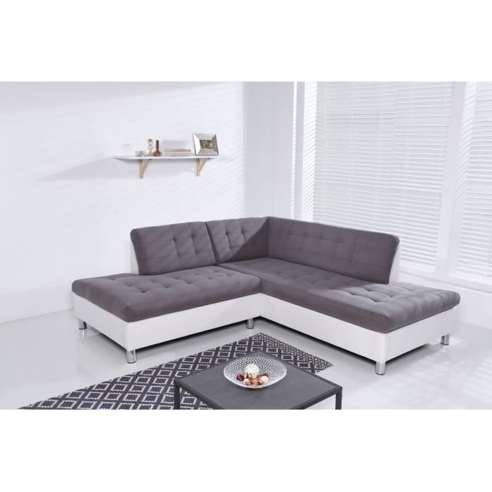 canap sofa divan java canap dangle modulable 6 places - Canape D Angle Modulable