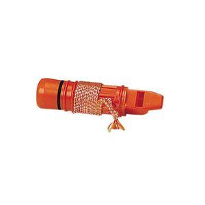OUTILLAGE DE CAMPING CAO CAMPING Sifflet de survie - Orange