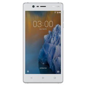SMARTPHONE Nokia 3 Blanc et Argent