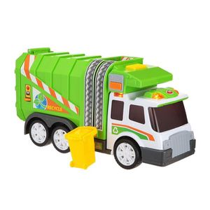VOITURE - CAMION DICKIE TOYS Camion Poubelle