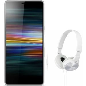 SMARTPHONE SONY Xperia L3 Argent 32 Go + Casque MDR-ZX310 Bla