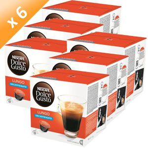 lot capsules dolce gusto achat vente lot capsules dolce gusto pas cher cdiscount. Black Bedroom Furniture Sets. Home Design Ideas
