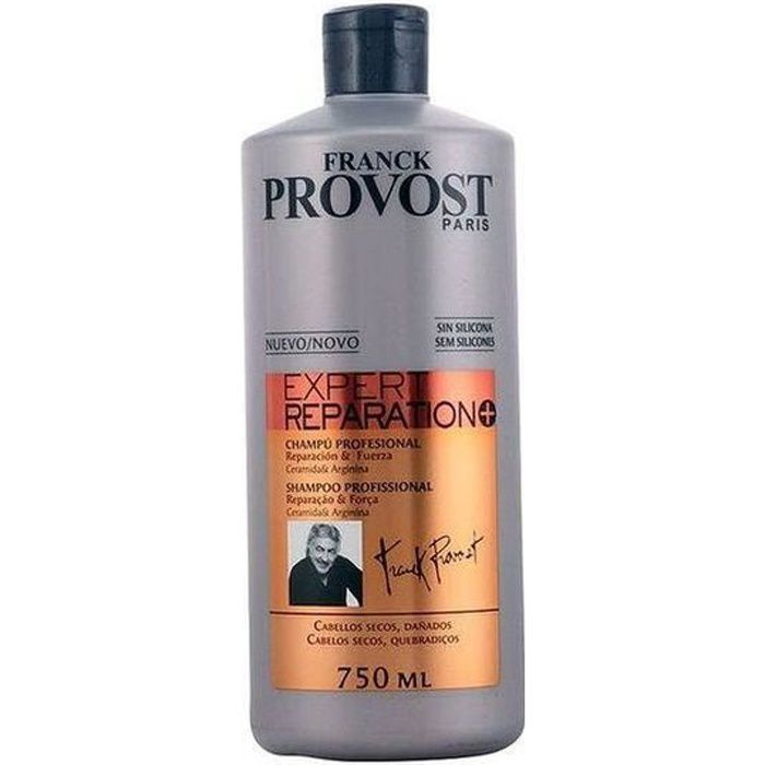 SHAMPOING FRANCK PROVOST Shampoing Expert Réparation (x6)