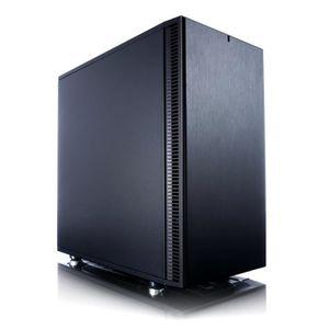 BOITIER PC  Fractal Design Boîtier PC Define Mini C - Noir - M