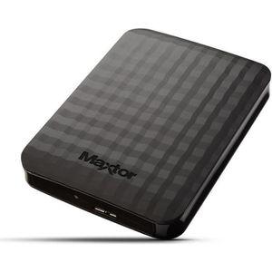 DISQUE DUR EXTERNE Maxtor Disque Dur Externe - M3 Portable - STSHX-M3