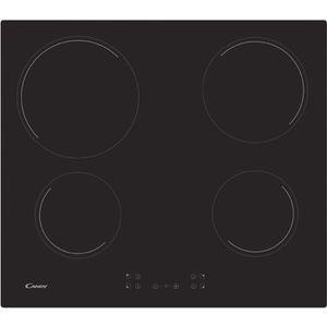 PLAQUE VITROCÉRAMIQUE  CANDY CH64CCB - Table de cuisson vitrocéramique -