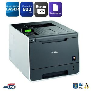 IMPRIMANTE Brother imprimante laser couleur HL-4150CDN