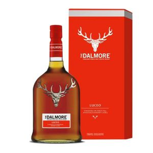WHISKY BOURBON SCOTCH Dalmore Luceo  70cl  40°