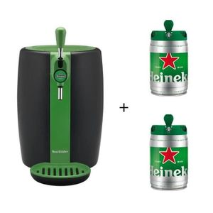 MACHINE A BIÈRE  SEB VB310310 - Beertender Green Limited Edition +