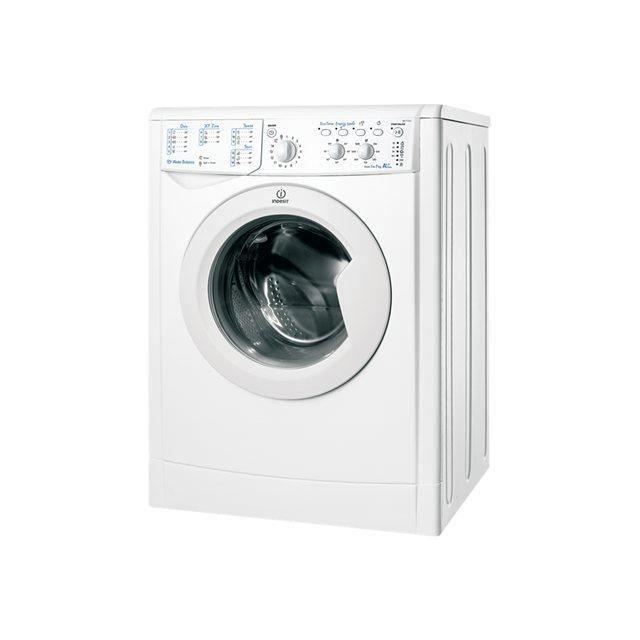 indesit lave linge 7 kg iwc71252c lave linge. Black Bedroom Furniture Sets. Home Design Ideas
