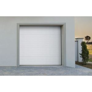 Porte sectionnelle garage motorisee achat vente porte for Porte garage hauteur 2m50