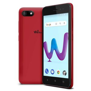 SMARTPHONE WIKO Sunny 3 8 Go Cherry Red