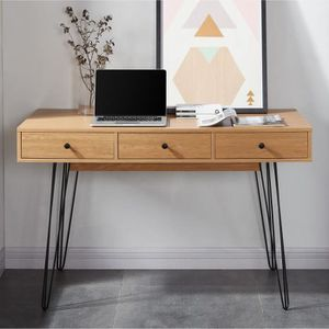 bureau scandinave achat vente bureau scandinave pas cher soldes cdiscount. Black Bedroom Furniture Sets. Home Design Ideas