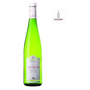 VIN BLANC Magnum Gisselbrecht 2014 Riesling - Vin blanc d'Al
