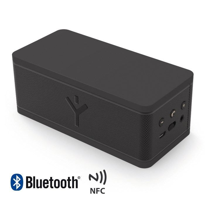 ryght party rock enceinte bluetooth portable nfc n achat vente enceintes bluetooth party. Black Bedroom Furniture Sets. Home Design Ideas