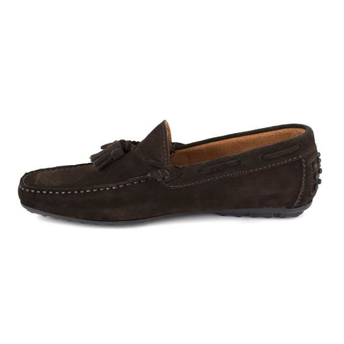 PIERRE CARDIN Mocassins - Homme - Marron
