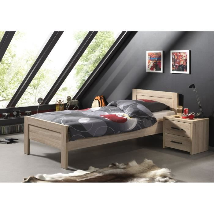 Chambre 1 personne complete 3 pieces achat vente for Chambre a coucher complete 1 personne