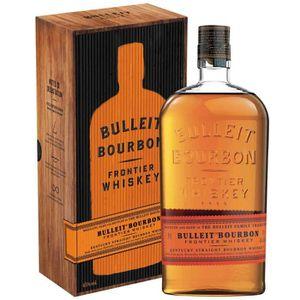 WHISKY BOURBON SCOTCH Bulleit Bourbon - Kentucky Straight Bourbon Whiske