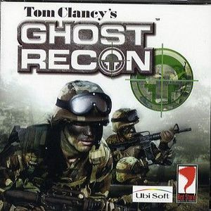 JEU PC GHOST RECON / PC CD-ROM