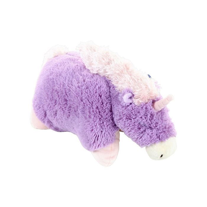 spinmaster pillow pet licorne achat vente peluche cdiscount. Black Bedroom Furniture Sets. Home Design Ideas