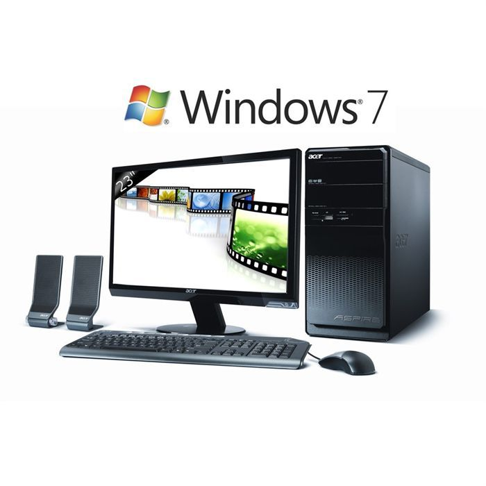 acer aspire m3802 uf7r ob 23p achat vente unit. Black Bedroom Furniture Sets. Home Design Ideas