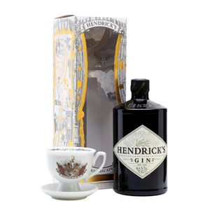 GIN HENDRICK'S Gin Dreamscapes - 70 cl - 41,4° + 1 tas
