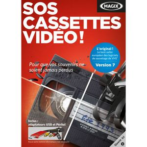 MAGIX SOS Cassettes Video 7