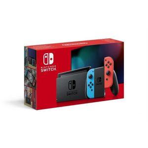CONSOLE NINTENDO SWITCH Console Nintendo Switch Néon: Nouvelle version, Me