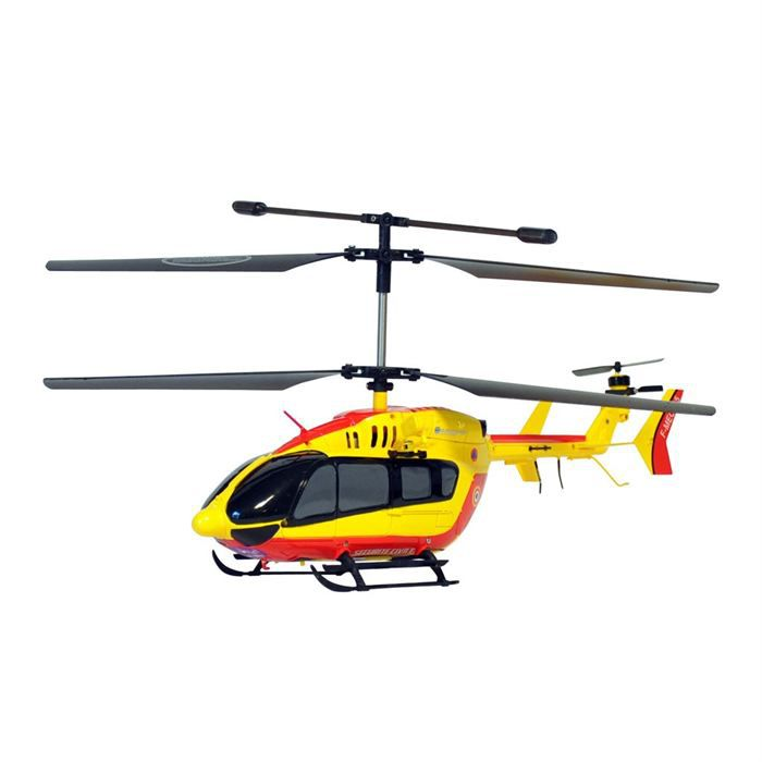 Modelco eurocopter ec145 version xl 3 voies gyro achat for Helicoptere exterieur