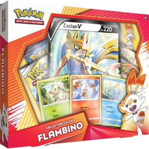 CARTE A COLLECTIONNER POKEMON - Coffret Pokémon  Avant Premiere EPEE et