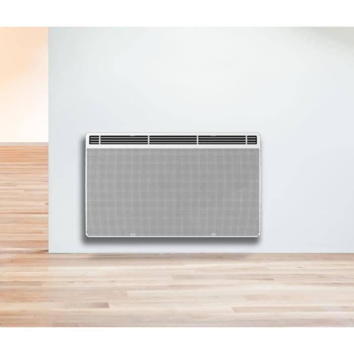 cayenne lcd 1000 watts radiateur lectrique panneau rayonnant lectrique avec syst me anti. Black Bedroom Furniture Sets. Home Design Ideas