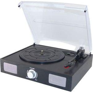 PLATINE VINYLE INOVALLEY TD11 Platine vinyle disque numérique USB