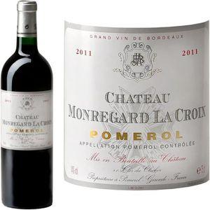 VIN ROUGE Château Monregard la Croix Pomerol 2011 - Vin roug