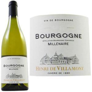 VIN BLANC Henri de Villamont 2011 Bourgogne - Vin blanc de B