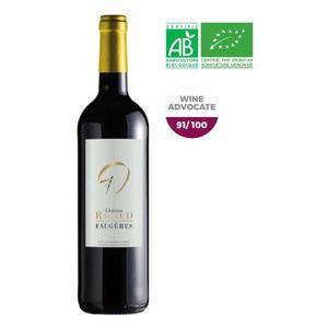 VIN ROUGE Château Rigaud 2014 Faugères - Vin rouge du Langue