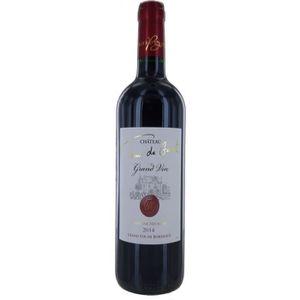 VIN ROUGE Château Tour De Guiet 2014 Côtes De Bourg - Vin Ro